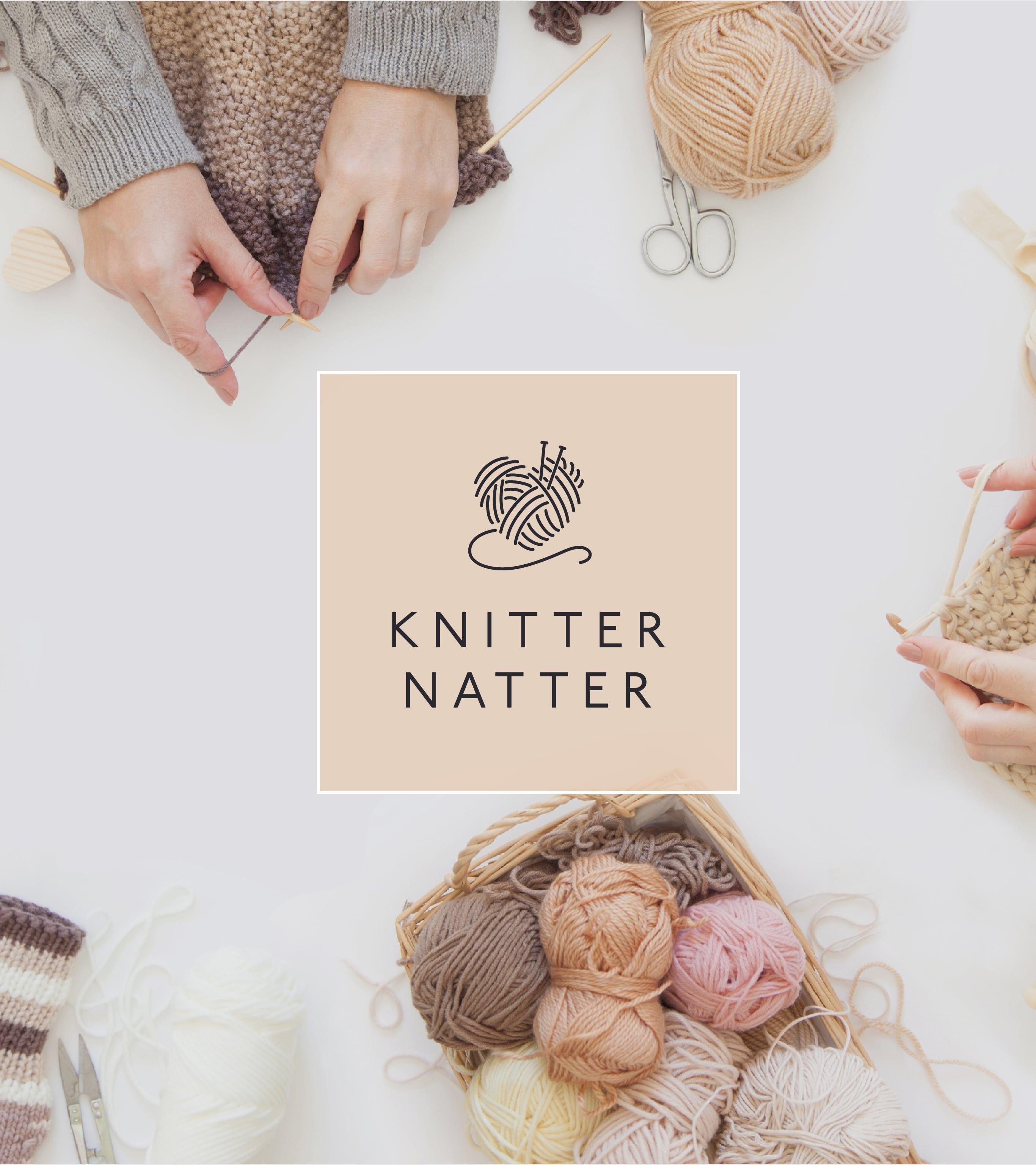 Knitter Natter event